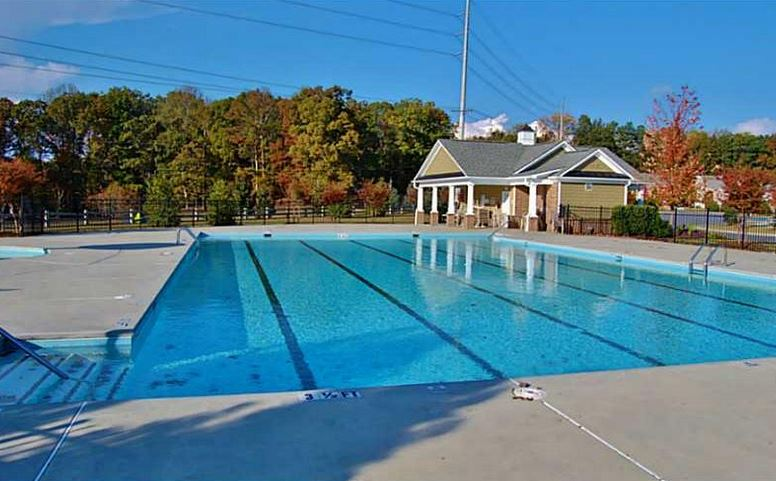 Barrington Swimming Pool Sugar Hill