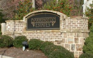 Barrington Estates Living In Sugar Hill GA
