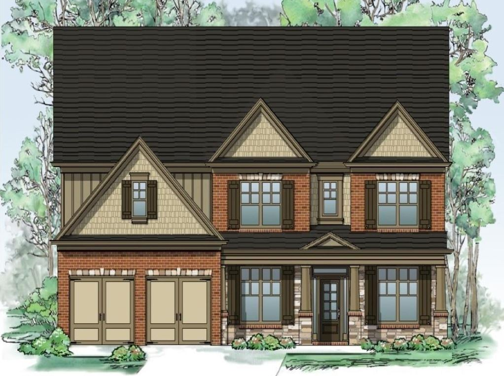 Parkside landing home south communities built home in for House landing