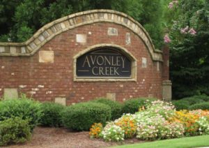 Avonley Creek Neighborhood Of Homes By Pulte
