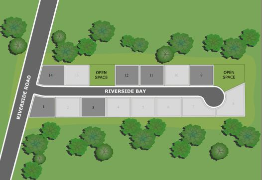 Riverside Manor Community Site Plan